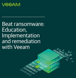 Beat Ransomware with Veeam